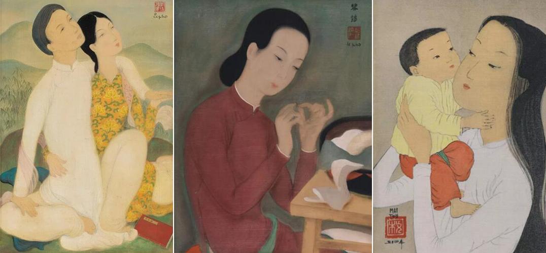 佳士得秋拍将呈献多件来自越南艺术家的佳作
