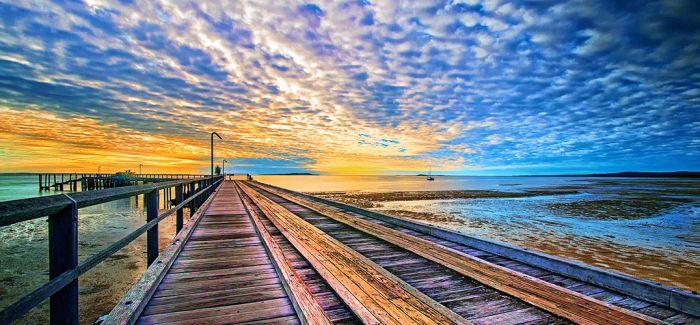 昆士兰:无数照片中的碧海蓝天