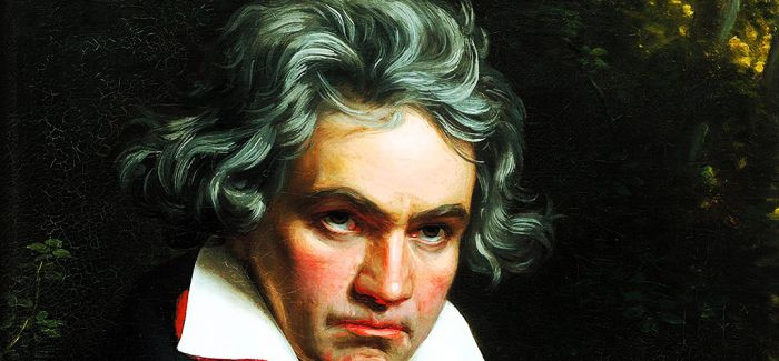 贝多芬手稿 首次亮相中国