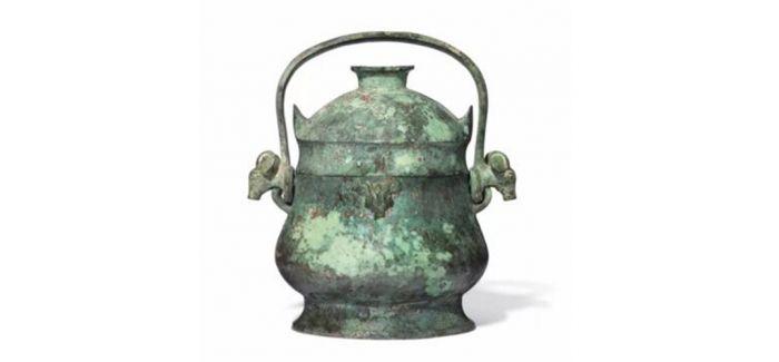 通过商朝至民国时期的拍品 展现中国文化艺术历史