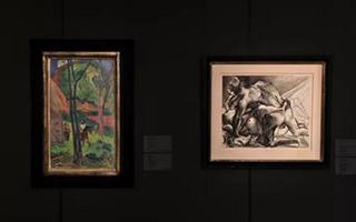 纽约印象派及现代艺术晚拍将呈献多件珍品