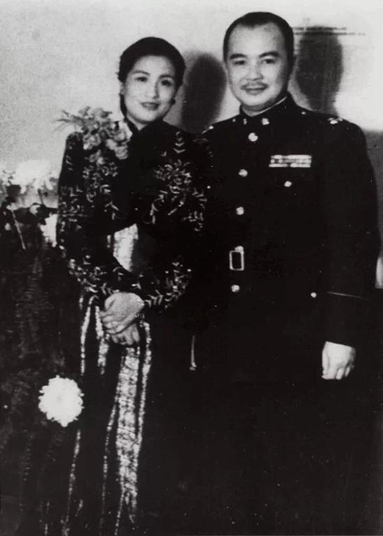 黄琪翔郭秀仪夫妻