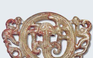 古代龙虎吃人的纹饰 有何深意?