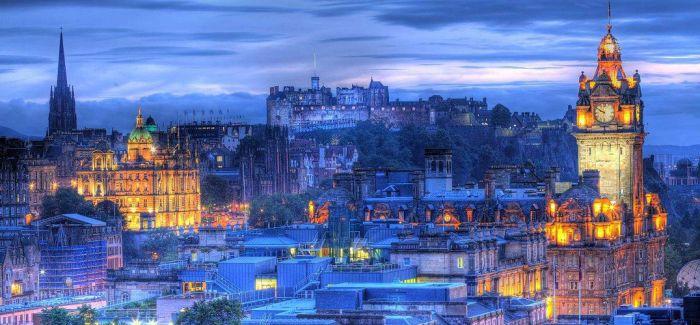 爱丁堡:诞生了哈利·波特的可爱城市