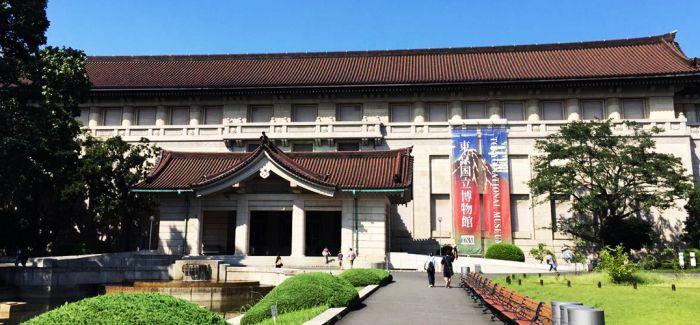 日本东京国立博物馆中的中国瓷器