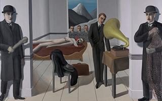 超现实主义画家马格里特:让现实成谜