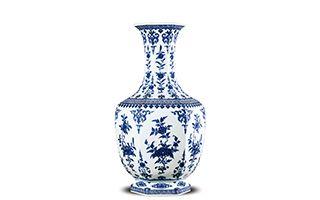 海外淘宝 传奇瓷瓶拍天价
