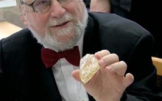 """超大钻石原石""""和平之钻""""将再次拍卖"""