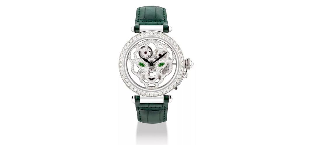 令藏家爱不释手的古董腕表