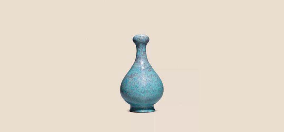 佳士得香港秋拍将呈献珍贵瓷器珍藏