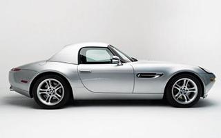 乔布斯曾经的宝马Z8跑车将被拍卖