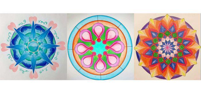 幸福曼陀罗 带领我们深入彩绘的世界