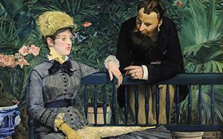 """""""在花园温室里""""展开一场艺术与科学的对话"""