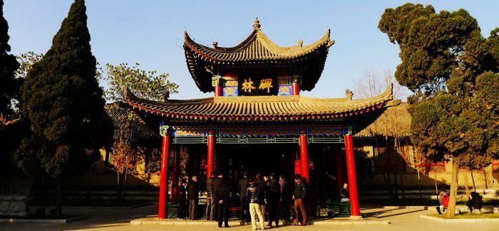唐代诗人墓志特展于西安碑林博物馆开展