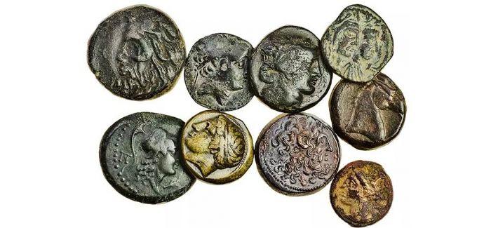 托勒密硬币:王国的口粮