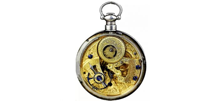 古董怀表:时间与优雅并存