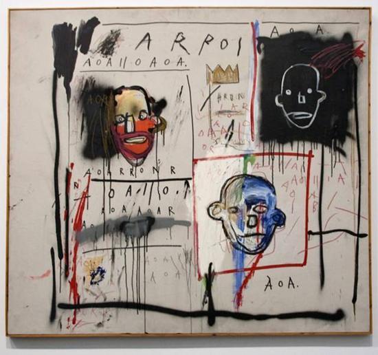 (2)SAMO涂鸦(1980)
