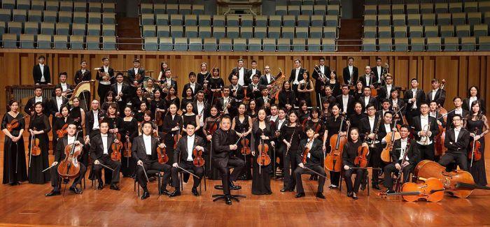 国家大剧院管弦乐团首次亮相卡内基音乐大厅