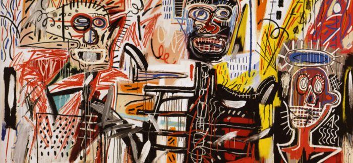 巴斯奎特:一名粗糙的街头智慧涂鸦艺术家