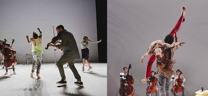 现代舞版《哥德堡变奏曲》:精妙的跨界创意