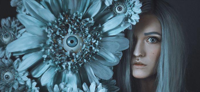 美女眼中的美女