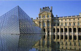 卢浮宫 每一位艺术家的朝圣之地