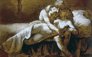 富于幻想的画家:奥多尔·籍里柯