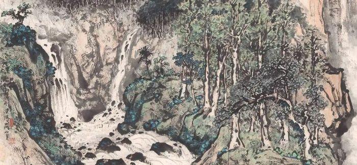 纪念关山月诞辰105周年作品展在国家博物馆举行
