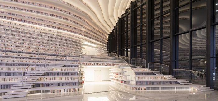 听设计师解读中国最美图书馆