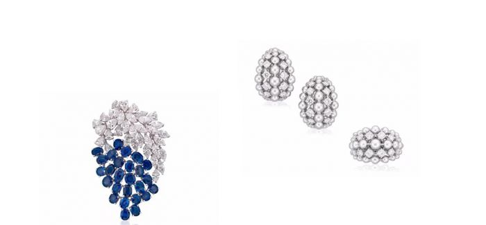 佳士得珠宝首饰网上拍卖将呈献超过160件精致首饰