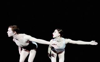编舞就是表达自己的一种方式