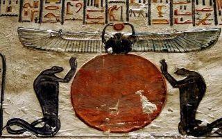 """古埃及""""甲壳虫"""":地球的""""生命之神"""""""