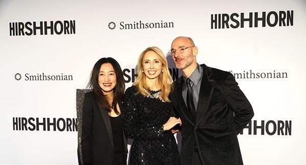 2017年赫希洪纽约庆典 艾敬作为唯一中国艺术家获誉