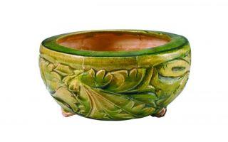 绿意盎然:馆藏绿釉瓷器赏析