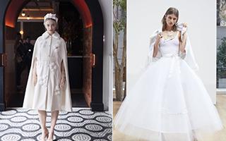 要做一个时尚的新娘