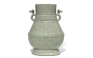 佳士得伦敦「中国瓷器及工艺品」拍卖圆满落槌