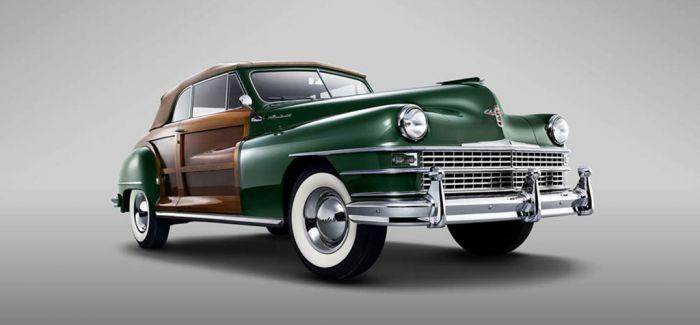 古董车升值幅度高 已成为投资标的
