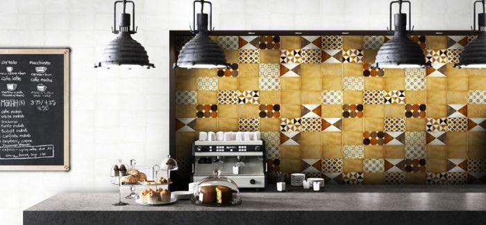 花砖:让厨房成为焦点