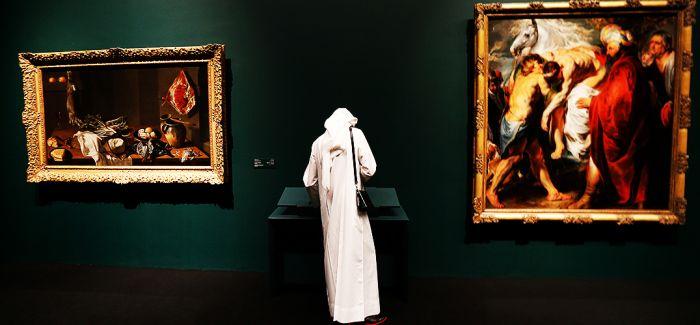 新开幕的阿布扎比卢浮宫有啥珍宝?