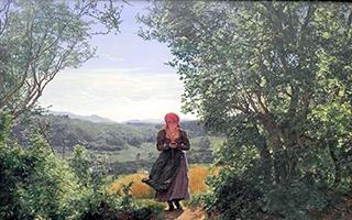 """1860年画作""""惊现iPhone""""?"""