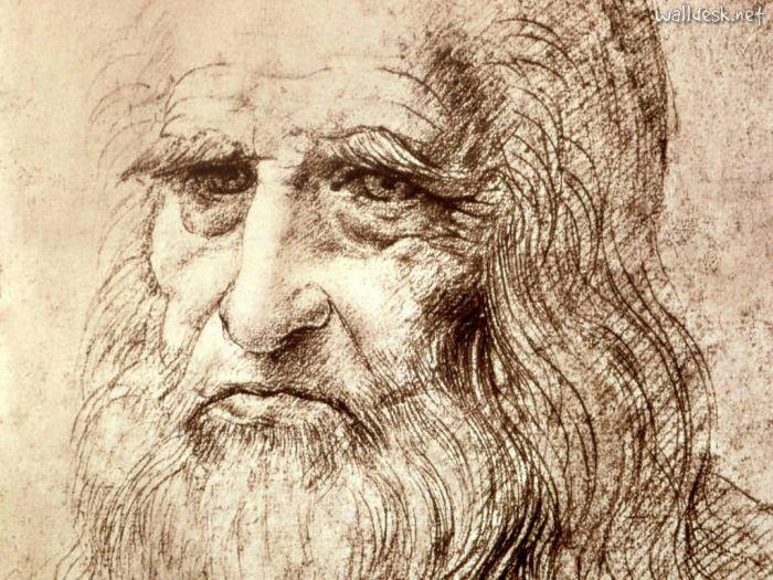 autorretrato-Leonardo-da-Vinci-1512