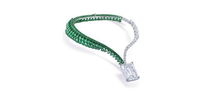 拍卖史上最大的D色钻石于佳士得日内瓦成交