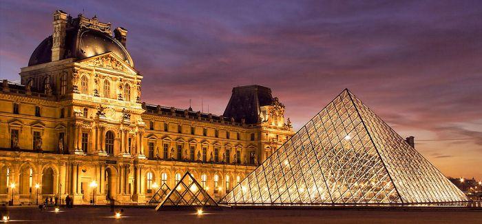 卢浮宫中的金镶玉