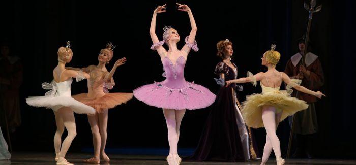 古典芭蕾大戏《睡美人》即将上演