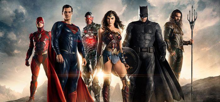 《正义联盟》 DC宇宙广阔展开