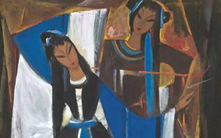 常玉等艺术家作品领衔亚洲二十世纪及当代艺术拍卖