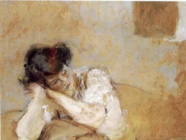 查德.克莱曼的钢琴曲秘密的庭院.   他的画让我感受到了随性和慵懒,