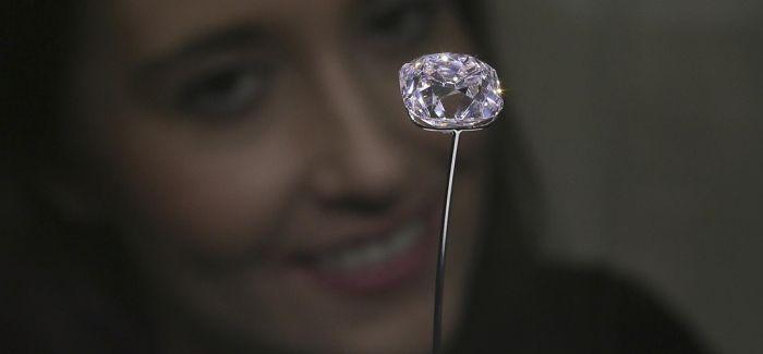 一枚见证了欧洲350年历史的钻石拍出千万欧元