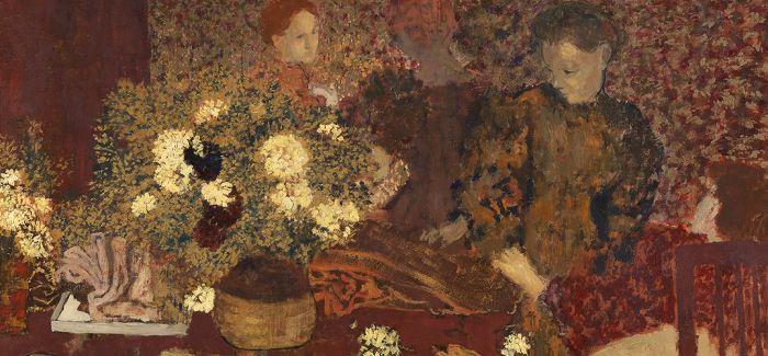 """法国""""家庭风俗""""艺术家:一个农妇的慵懒时光"""