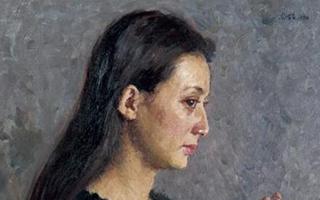 靳尚谊唯美肖像作品《祈祷》领衔嘉德秋拍